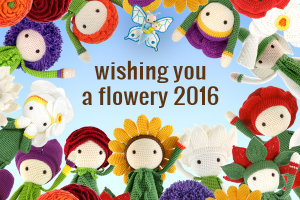 Wishing you a flowery 2016