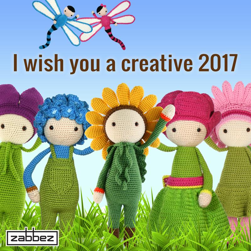 creative crochet 2017