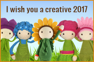Wishing you a creative 2017