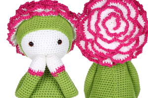 New pattern: Carnation Cati