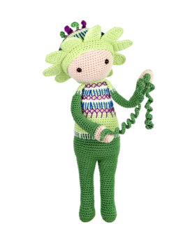 My Crochet Doll: Book Review! | Crochet dolls, Dolls, Crochet | 340x272