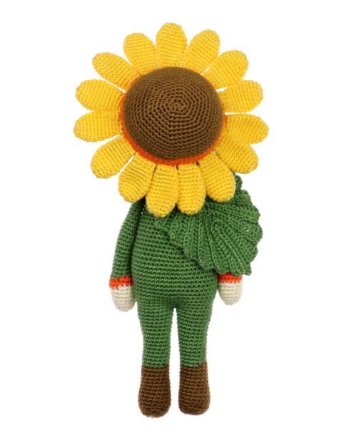 Garden Fairy Flower Pot Doll – Crochet Pattern – My Creative Blog | 620x496