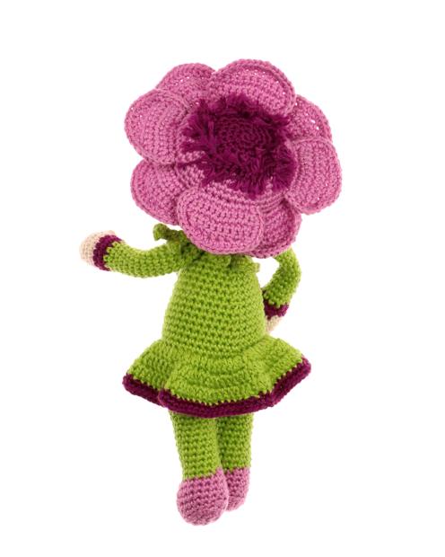 Little Anemone Annie crochet pattern by Zabbez