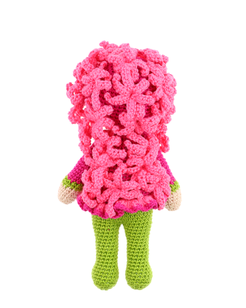 Little Hyacinth Hetty crochet pattern by Zabbez