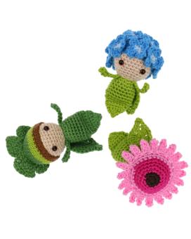 Mini Gerbera Lucky Clover Hydrangea