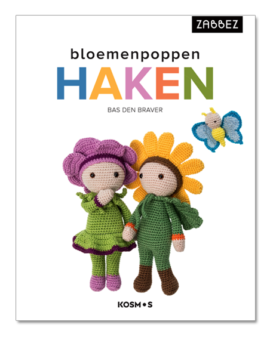 Crochet Book Flower Friends