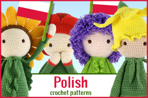 Polish crochet patterns