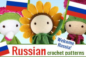 Russian crochet patterns