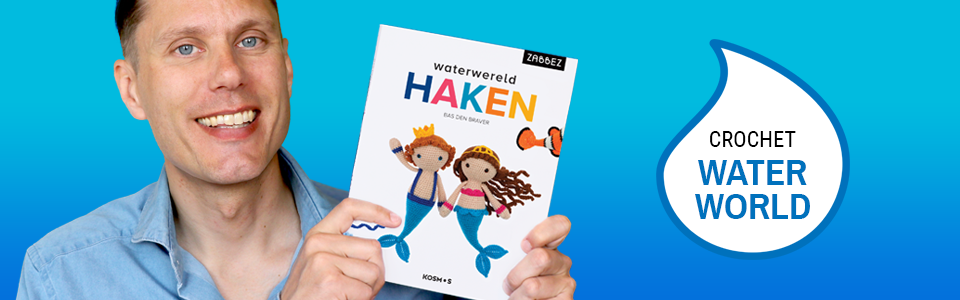 Crochet Book  Water World