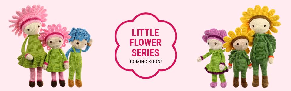 Flower doll Little Series