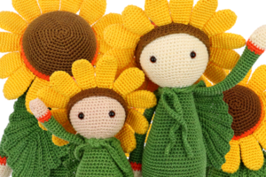 New! Little Sunflower Sam